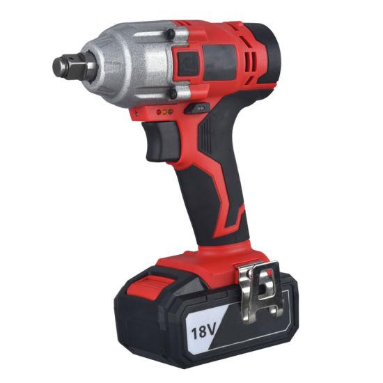 18V Cordless Electric Impact Drill