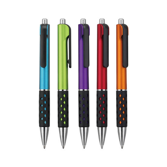 Promotional Plastic Products Office Stationery Ball Pens for Gift