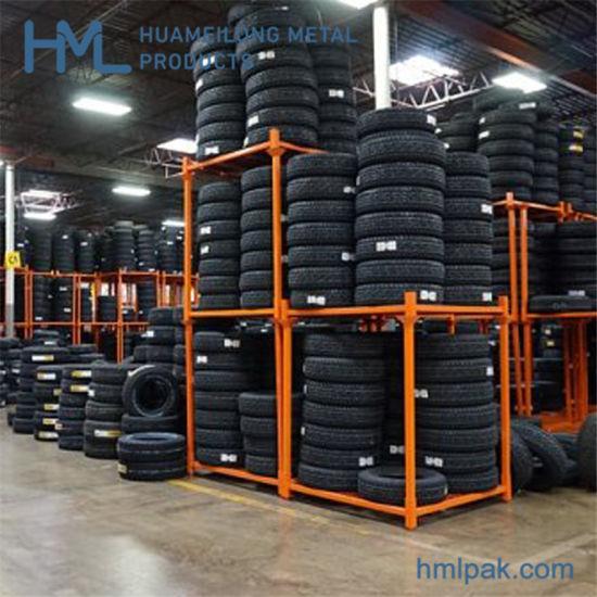 Tire Wholesale Warehouse >> Hot Item Wholesale Warehouse Adjustable Metal Truck Tire Pallet Rack Storage System