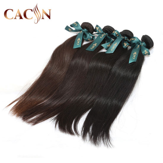 Cheap 100% Unprocessed Non Synthetic Natural Remy Virgin Brazilian Hair Weave Bundles Human Hair pictures & photos