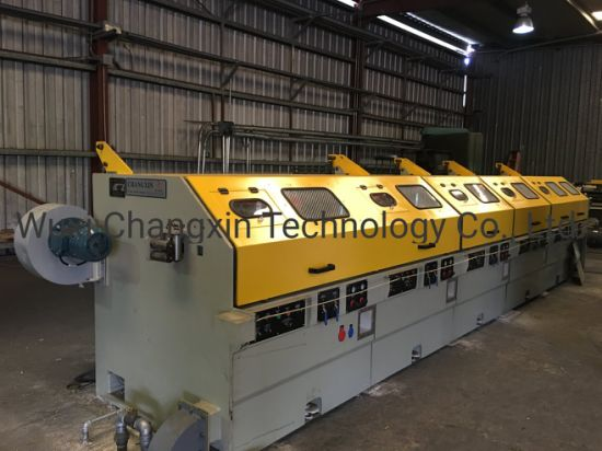 High Quality & High Speed Straight Line Wire Drawing Machine/Carbon Wire/Rope/PC/Steel Cord/Nail
