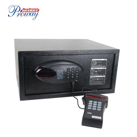 """14""""Laptop Digital Security Hotel Safe Box with Electronic Motorized Lock Opening Records Can Be Read"""