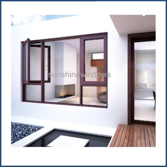 Hurricane Impact PVC Casement Windows and Doors