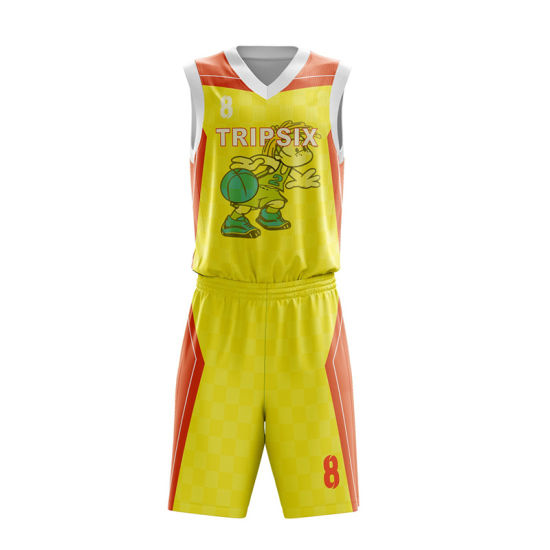 Hot Sale New Design Special Design Jersey Sets Sport Basketball Jersey Uniform Sportswear