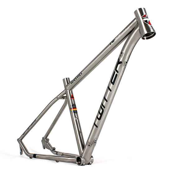 f8bc4682d76 15.5inch 16.5inch Titanium Alloy 26er 27.5er Mountian Bicycle MTB Frame.  Get Latest Price