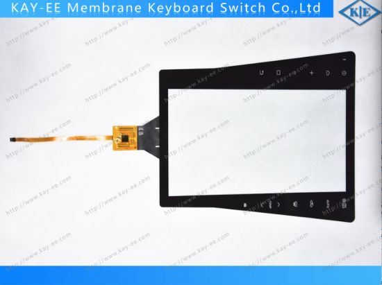 """12"""" Automotive Capacitive Touch Screen Panel"""