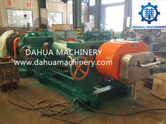 China Manufacturer Xk-450 Two Roll Rubber Open Mixing Mill with (CE/ISO) /Rubber Compound Two Roll Mill