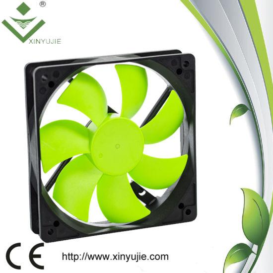 12025 DC Inverter Cooling Fan Double Ball Bearing CPU Case Fan