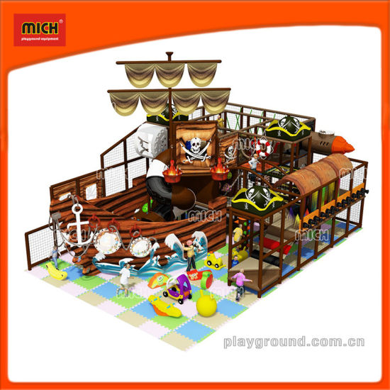 China Safety Top Quality Ce Certificated Amusement Equipment Indoor