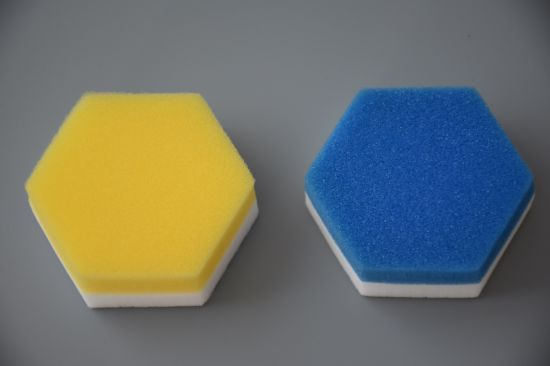 Melamine Sponge Melamine Foam Shaped Magic Sponge
