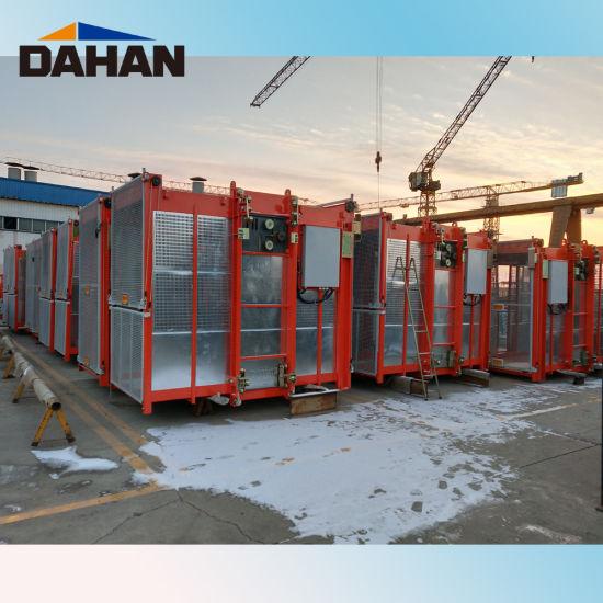 Sc200/200 0-75m/Min 2t Capacity High Speed Passenger Elevators