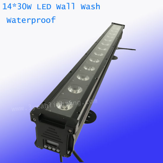 China outdoor 14pcs 30w 5 in1 led wash wall light china led led light outdoor 14pcs 30w 5 in1 led wash wall light aloadofball Image collections