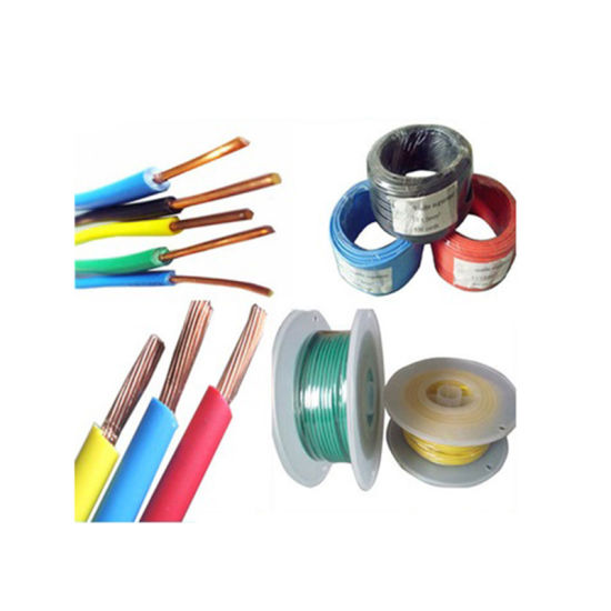 2.5mm Solid Copper Electric Wiring Price List of Wire Electrical House on