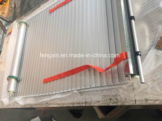 Aluminum Alloy Fire Related Roller Shutter Door