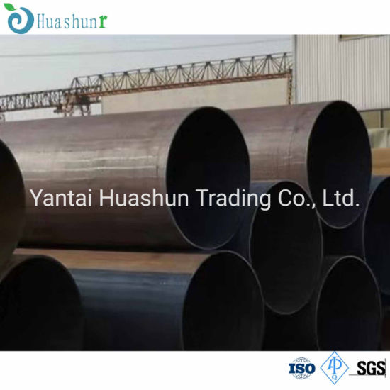 JIS 3444 STK290/STK400/STK490/STK500/STK540 Welded Steel Pipe for Steel Structure/Building Material/Construction Equipment