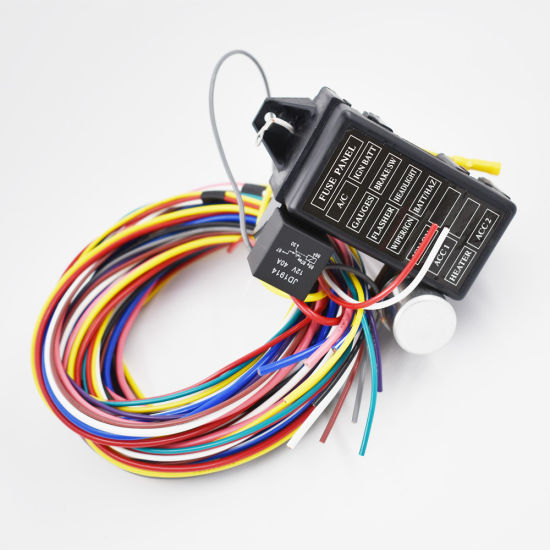 Easy Wiring Harness Circuit on easy wiring connectors, easy wiring manual, easy pump, easy wiring kit, easy body harness, easy wiring diagrams,