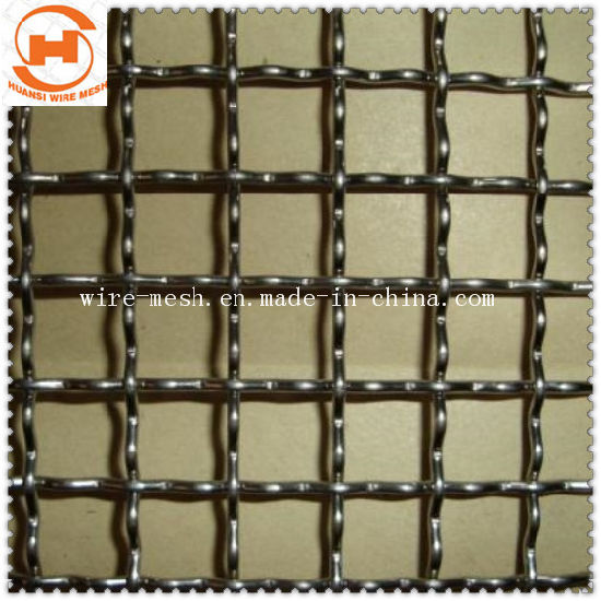 Weaving Stainless Steel Crimped Wire Mesh