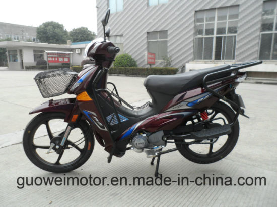 China 50cc Bent-Frame Scooter with Basket - China Best Selling ...