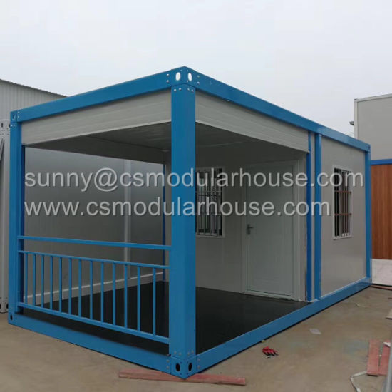 Camp Container House pictures & photos