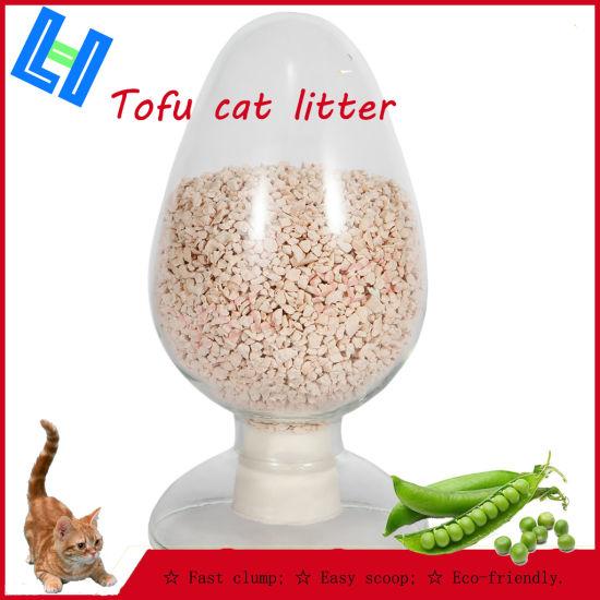 Quality Tofu Cat Litter with No Stick Bottom