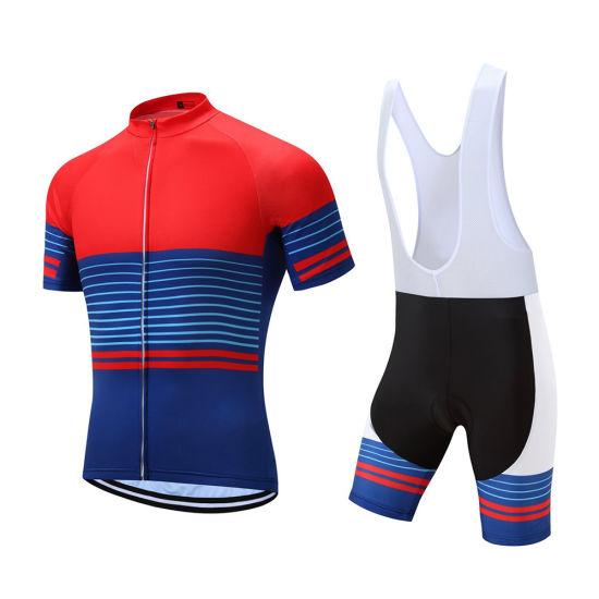 China 2018 Wholesale Power Band Cycling Wear Uniforms Set Cycling ... a7236aa5c