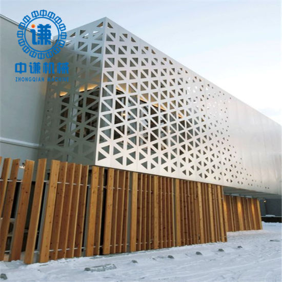 304 306 316 Stainless Steel Perforated Metal Decorative Wire Mesh