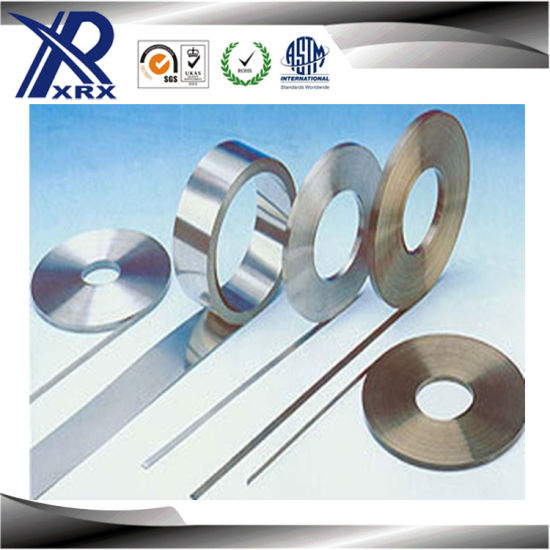 SUS301 304 316 Stainless Steel Super Thin Foil Strip pictures & photos