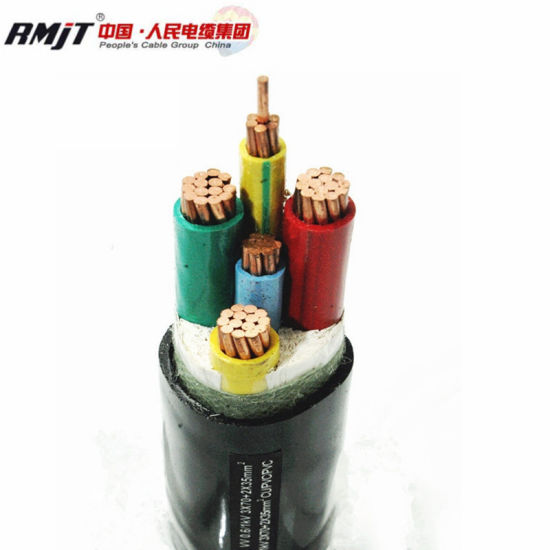 Factory Supply Copper Core XLPE Insulated Sta/Swa PVC Sheathed Power Cable pictures & photos
