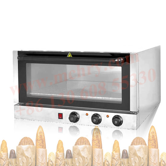 Customized Smaller Size Full Stainelss Steel Commercial Baking Oven