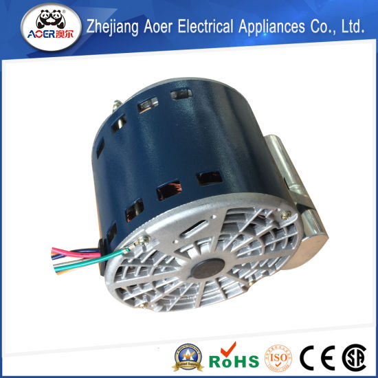 AC Single-Phase Small Electric Industrial Axial Flow Fan Motor pictures & photos