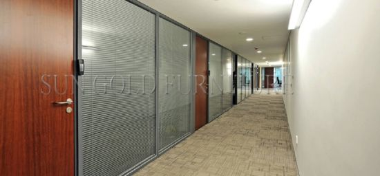 China High Standard Office Room Dividers Used Aluminium Partition ...