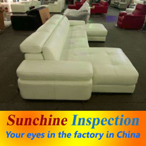 Sofa Quality Control Services / During Production Inspection / Container Loading Supervision pictures & photos