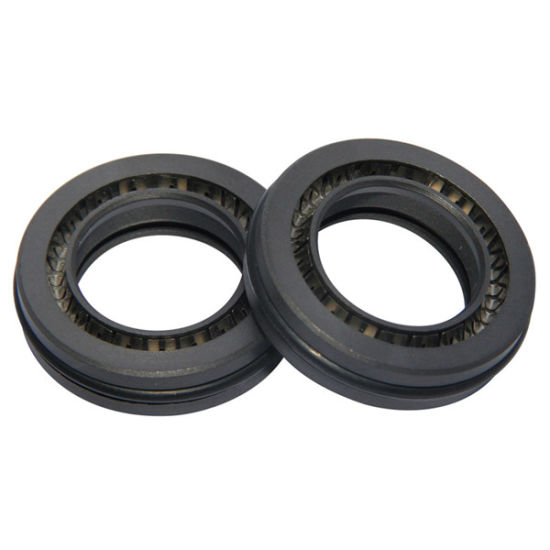 PTFE Spring Energized Seals for Engine Parts Made in China pictures & photos