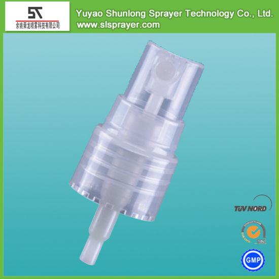 China 20mm 18mm Fine Mist Plastic Pump Spray, Plastic