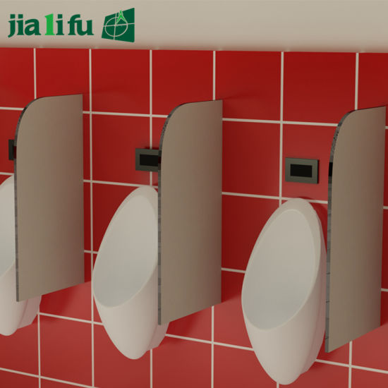 Jialifu Hot Sale Phenolic Waterproof Male Toilet Urinal Partition pictures & photos
