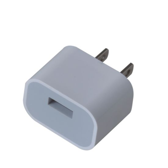 best website 3234d eaad8 China White Universal USB Power Adapter for iPhone 6/6 Plus - China ...