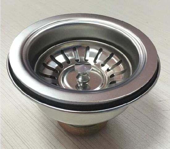 Single Bowl Handmade Stainless Steel Cupc Kitchen Sink (ACS6050R) pictures & photos