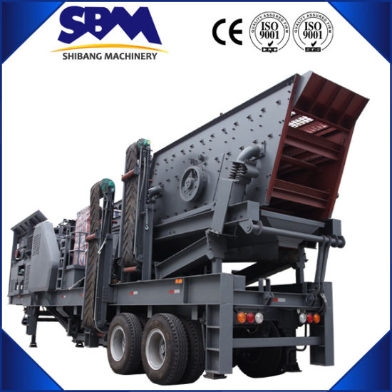 Small Mobile Stone Crusher / Small Portable Rock Crusher Price pictures & photos