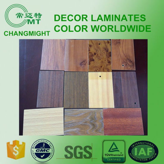 Formica Decorative Laminate/Wood Grain Laminate Kitchen Cabinets