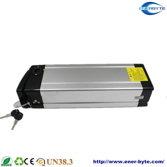 48V 1000W Lithium Battery 48V 23.4ah 48V 23ah Electric Bike Battery Use 2600mAh Cell with 30A BMS