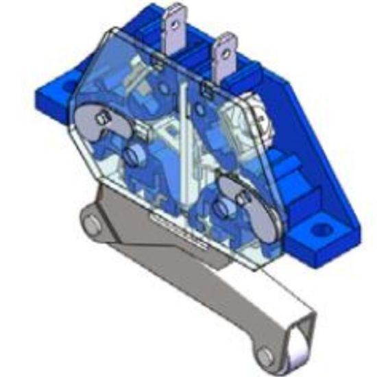 Blue Lxw 32-01mc Micro Switch Lxw32-01mc-559