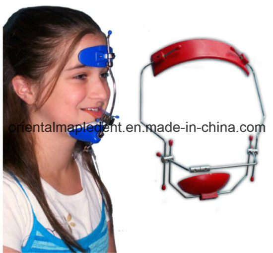 China Orthodontic Face Type Forward Headgear Universal Dental Face ...