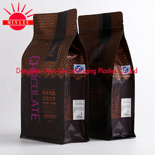 High Quality Eight Sides Guesset Pouch for Coffee Packaging Bag pictures & photos