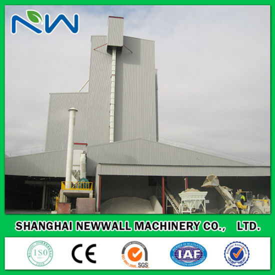 20tph Tower Type Floor Mortar Batching Plant pictures & photos