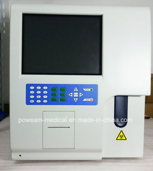 Ce Approved Clinic 3-Diff Hematology Analyzer (WHY6390) pictures & photos
