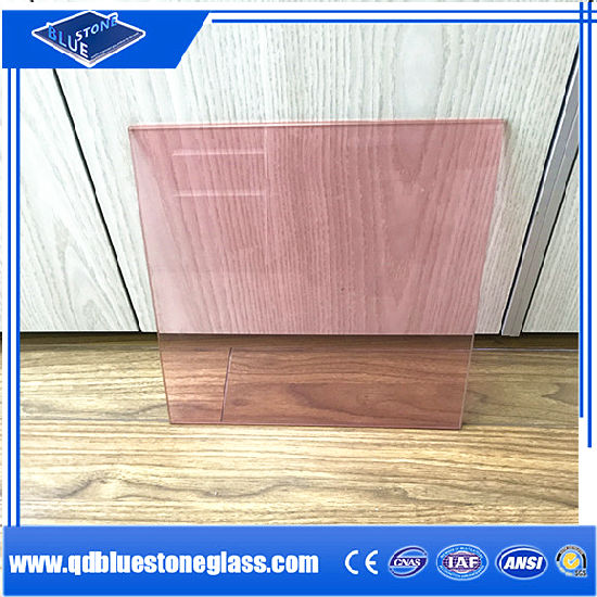 4+0.38+4mm Building Laminated Glass for Windows/Door with Own Factory