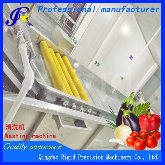 Agricultural Products Industrial Automatic Washer Fruit Vegetable Cleaning Washing Machine