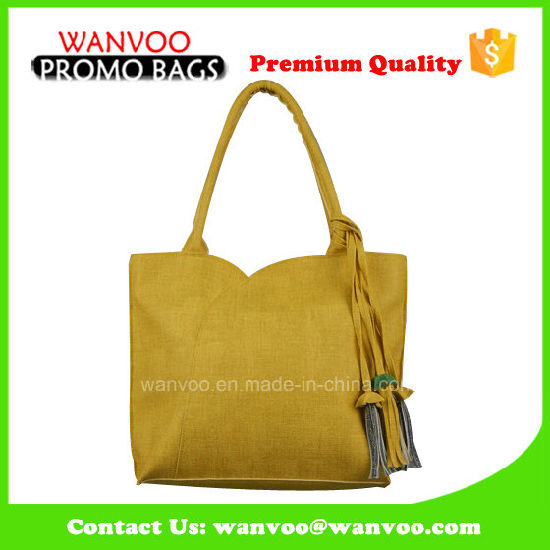 New Genuine PU Leather Fashion Women Handbag pictures & photos