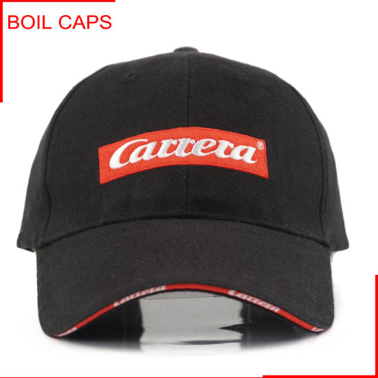 Custom Promotional Caps 3D Embroidery Golf Hat Fashion Visor Sport Adult Man Cotton Baseball Cap