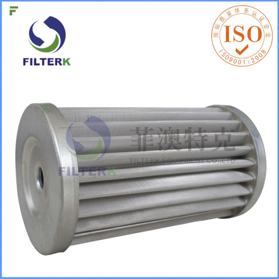 Stainless Steel Cartridge Natural Gas Filter Separator pictures & photos